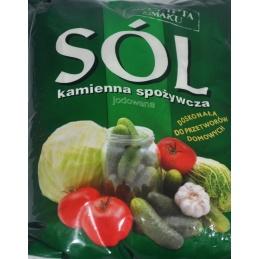 Sól gruba NIEJODOWANA 3kg